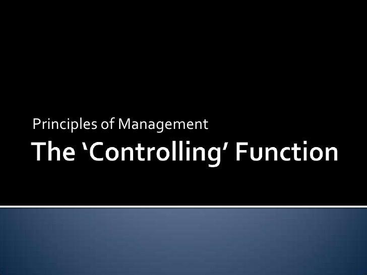 6 pom kc controlling