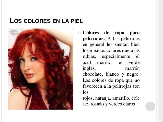 6 qu color combina con la piel - Colores que favorecen ...