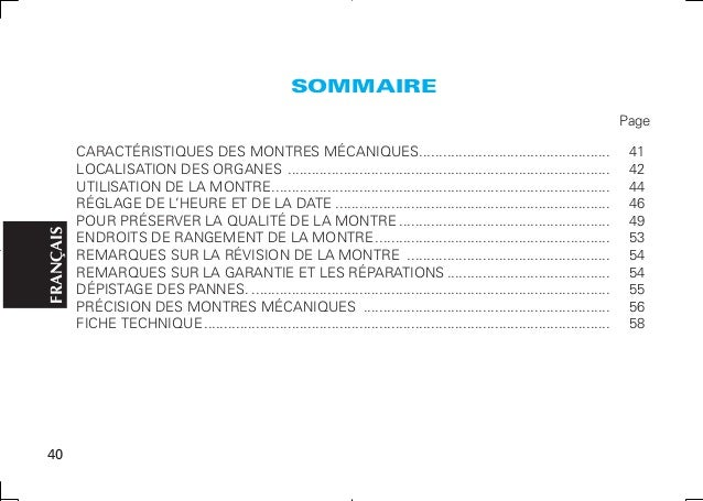 SOMMAIRE                                                                                                                  ...