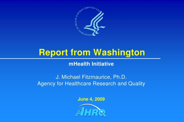 6 Report From Washington Fitzmaurice