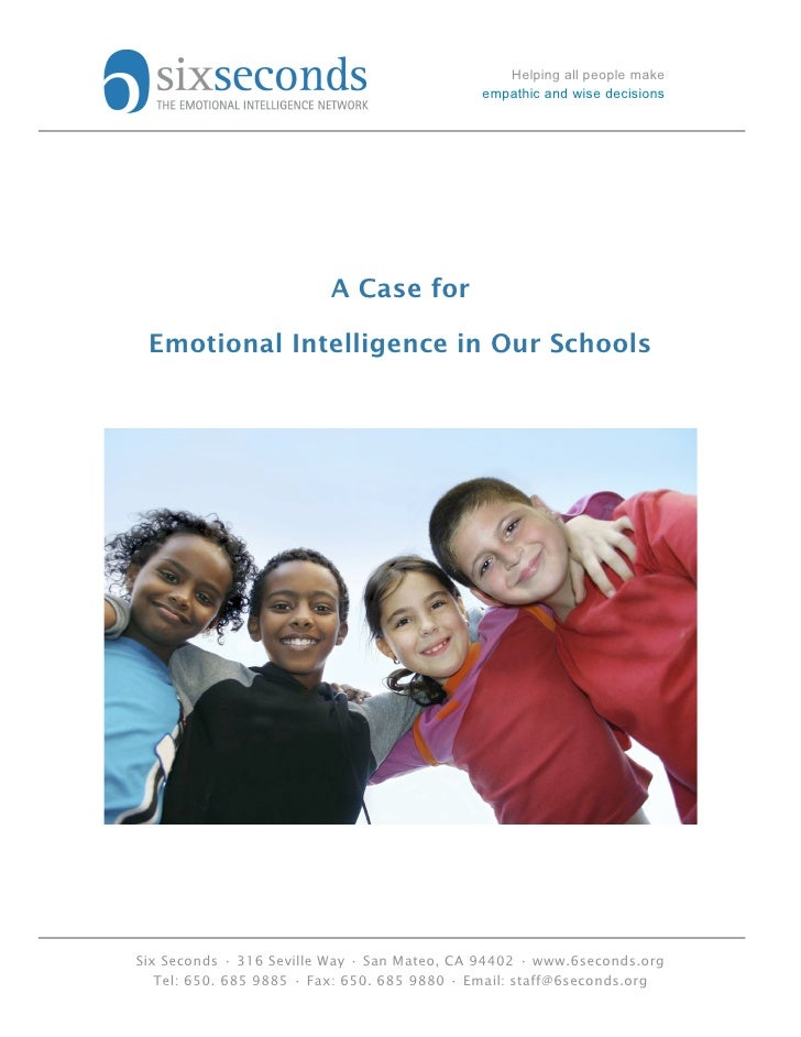 6seconds Case for schools