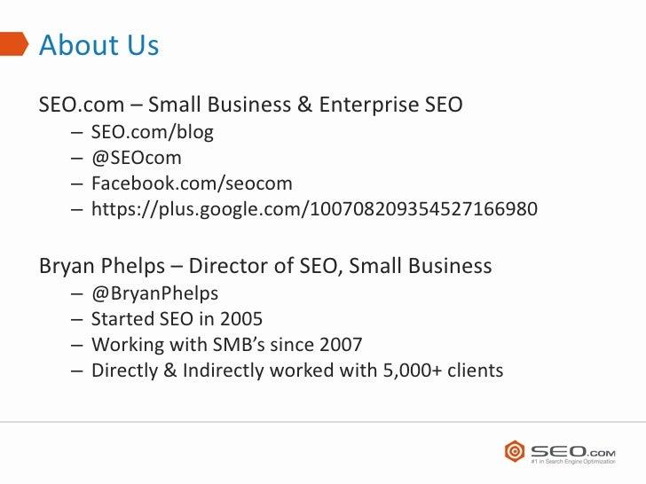 Business Enterprise Seo