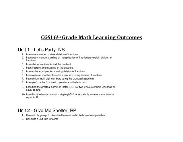 Common Core 6th Grade Math Unit 3 envision math grade 6 topic 1 – Math Measurement Worksheets Grade 2