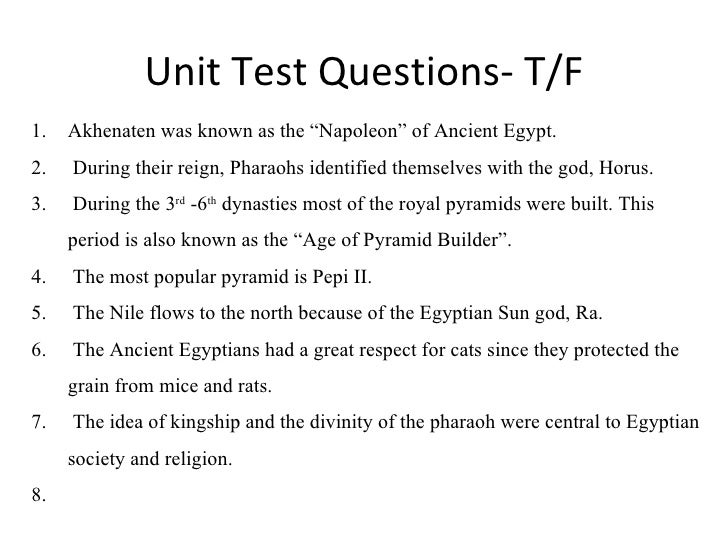 What topics about egyptian mythology are most important to write in a research paper?