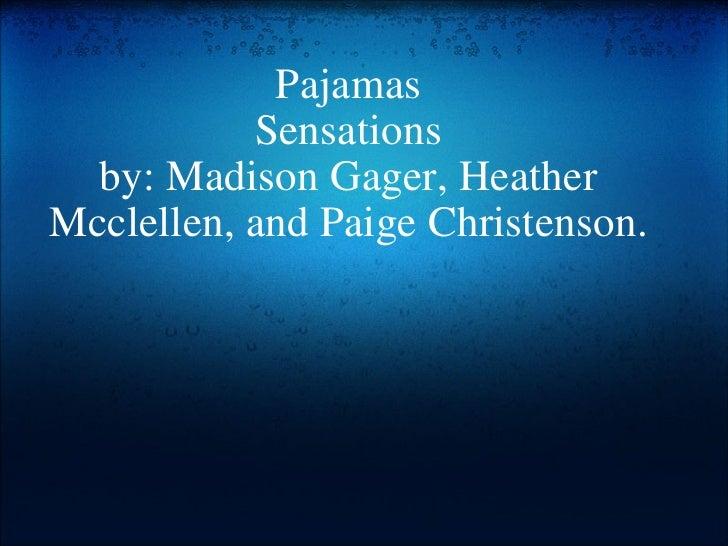 6th Heather, Madison, Paige