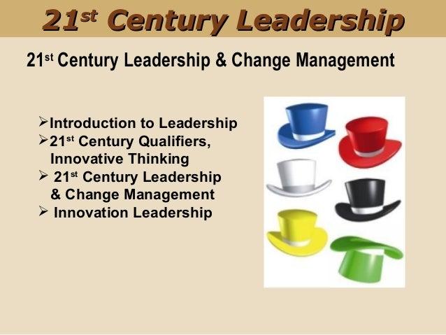 Management in 21st century essays on leadership