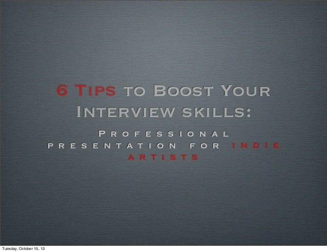6tip interview epr