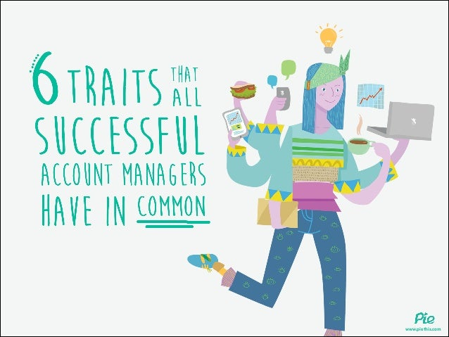 The 6 Traits of Elite Account Managers