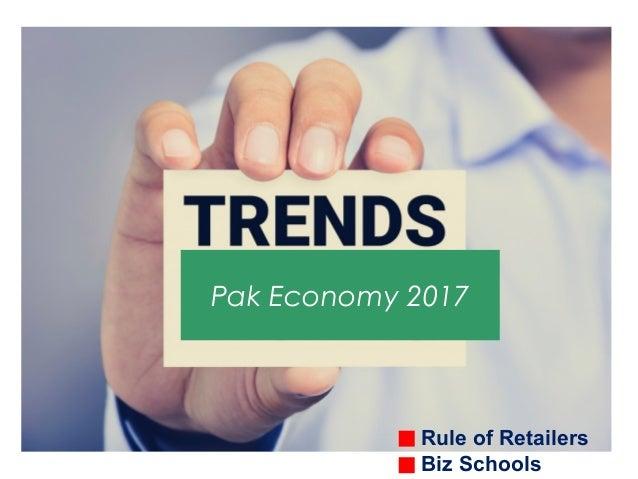 6 Trends Pak Economy 2014