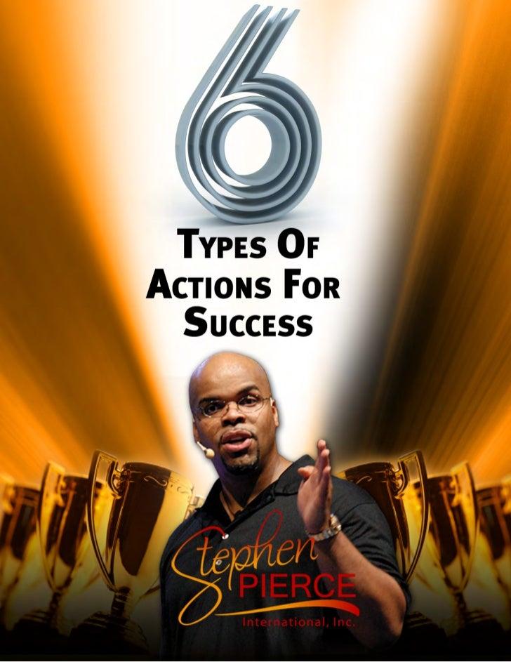 How to Take Action - 6 Suprising Ways