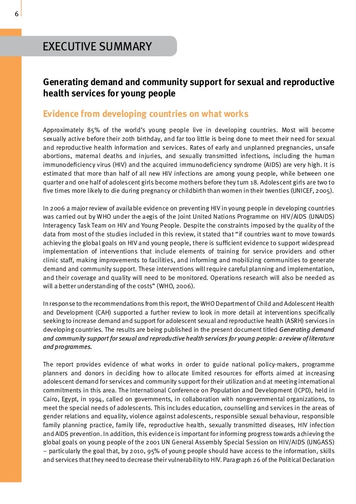 hiv prevention for indigent communities essay