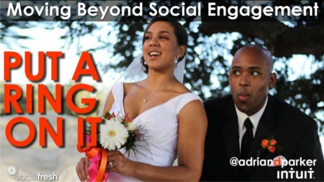 Beyond Engagment - Adrian Parker (Social Fresh WEST 2013)