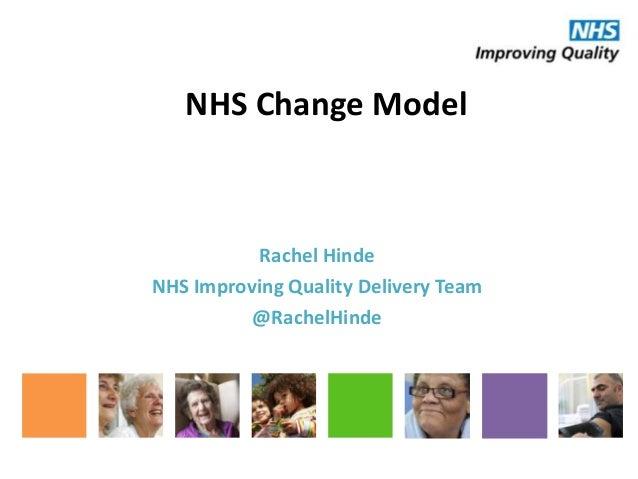 NHS Change Model