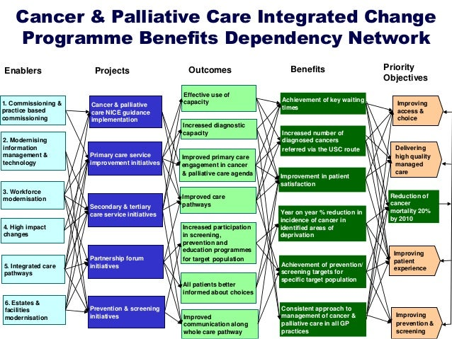 integrated care pathways guide good practice