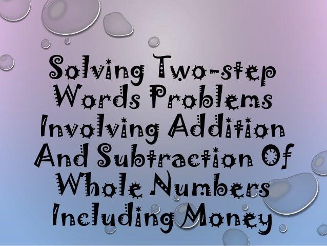 Common Worksheets » Subtraction Word Problem Worksheets 3rd Grade ...