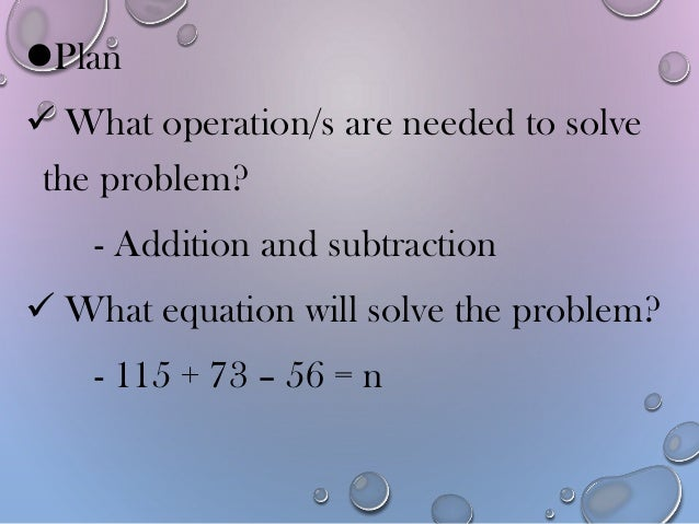 Addition And Subtraction 2 Step Word Problems Year 6 2nd grade – 2 Step Addition and Subtraction Word Problems Worksheets