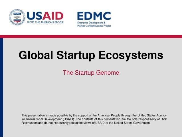7.1 startup genome