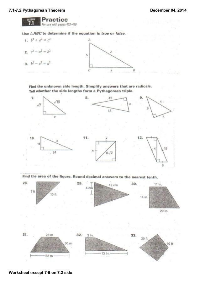 converse of pythagorean theorem worksheet | Norfolk Homes | New ...