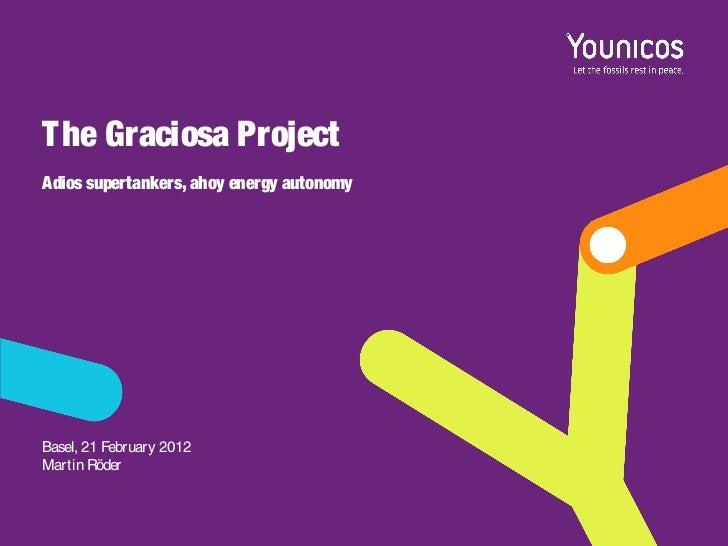 The Graciosa Project 1