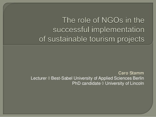 Caro Stamm Lecturer ◊ Best-Sabel University of Applied Sciences Berlin PhD candidate ◊ University of Lincoln