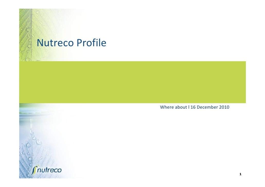 7.4 business presentations-_nutreco