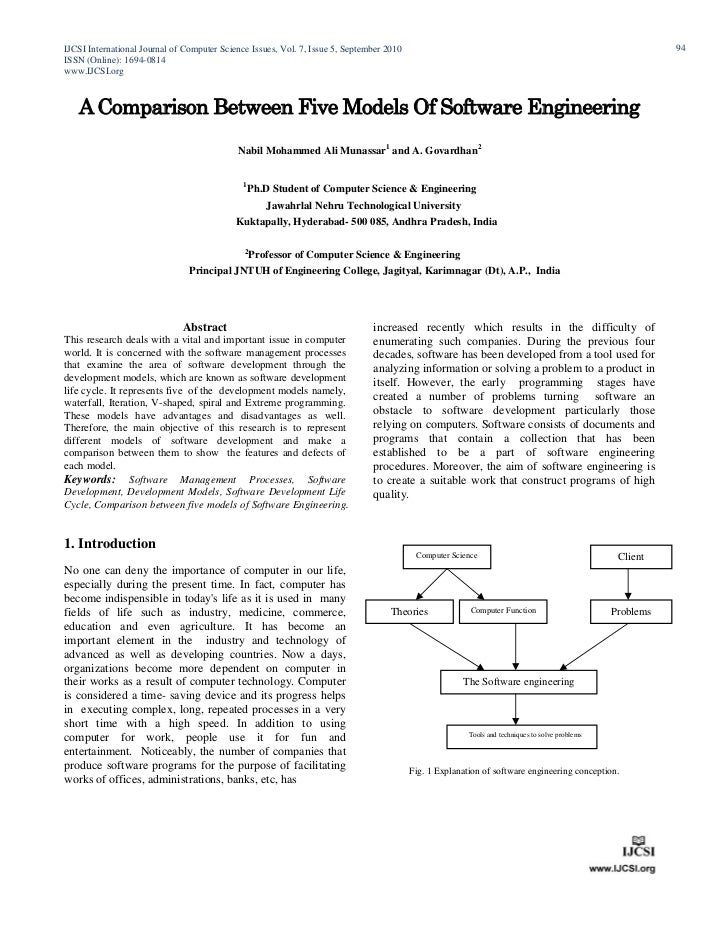 IJCSI International Journal of Computer Science Issues, Vol. 7, Issue 5, September 2010                                   ...