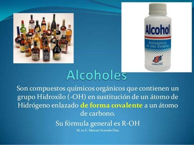 7. alcoholes y fenoles