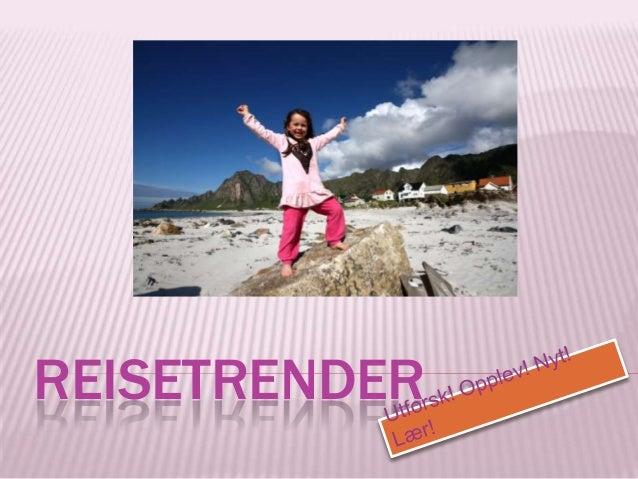 29.04.2013 Reiselivsseminar, Christine Baglo