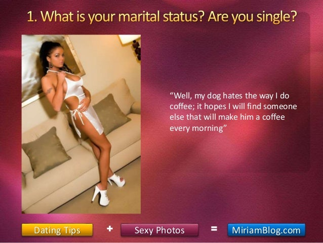 hot milf online dating tips