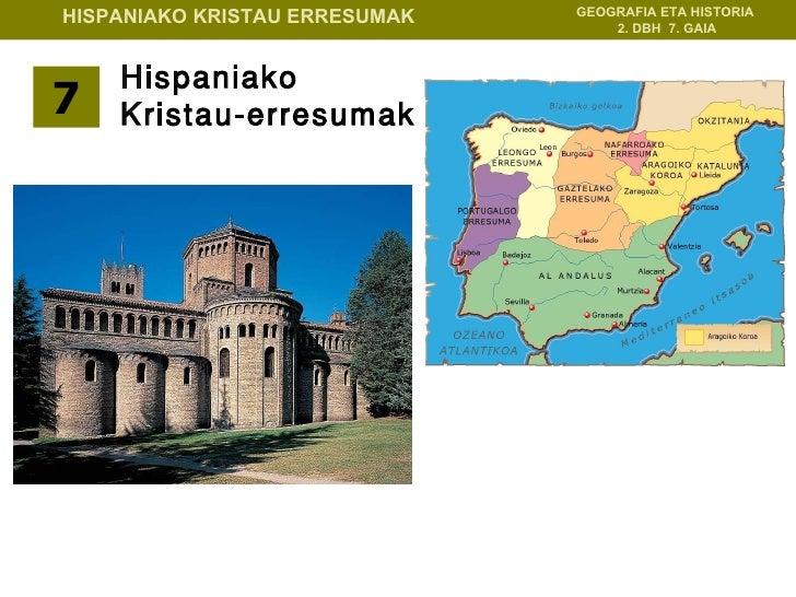 Hispaniako kristau-erresumak. 7. gaia - rg