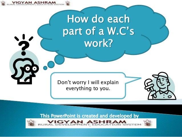 how do w.cs work Plumbing Part 4