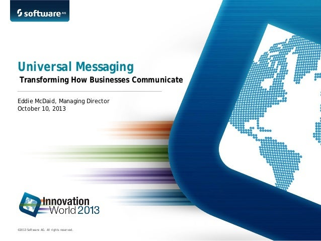 Universal Messaging: Transforming How Businesses Communicate
