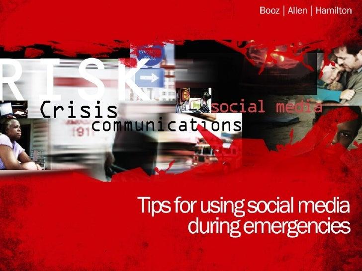 Tips for Using Social Media During Emergencies - Michael Dumlao