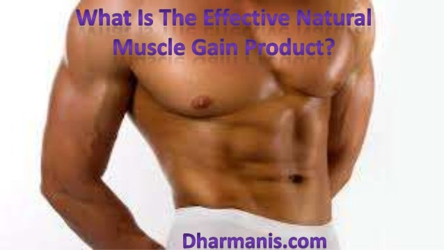 • Muscle gain is a slow and regular procedure. The growth of muscle needs a lot of stamina, hard work and patience. • To g...