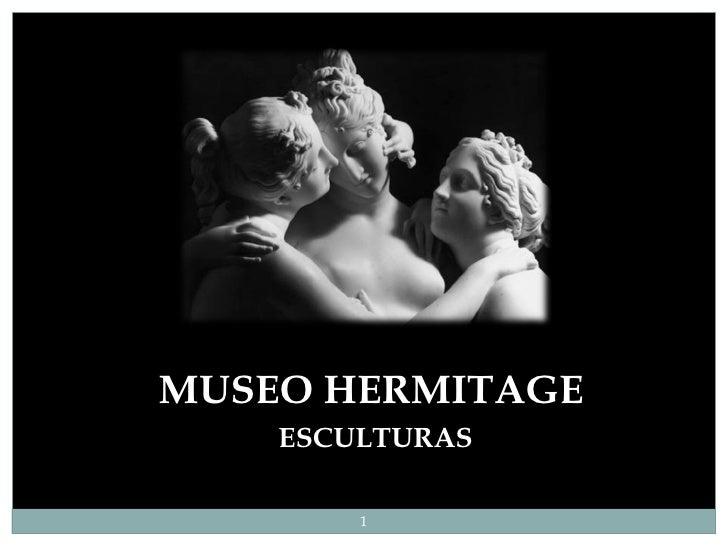 MUSEO HERMITAGE    ESCULTURAS        1