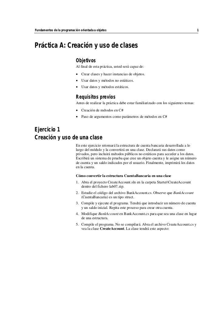7.  Practica A