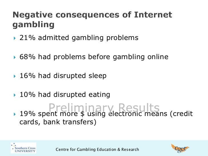 Problem gambling prevalence australia