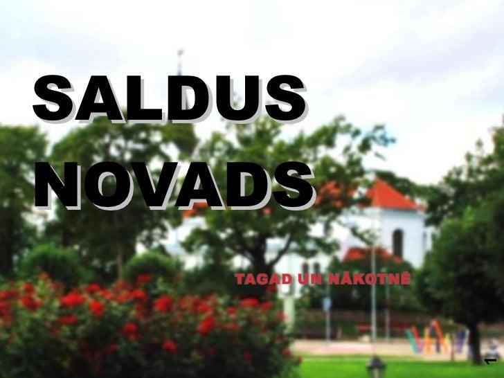 SALDUS NOVADS