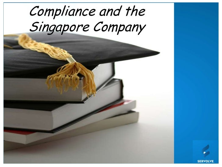 Compliance and theSingapore Company