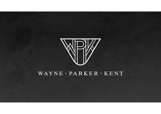 Marketing Pioneers - Slaven Mandic - Wayne Parker Kent