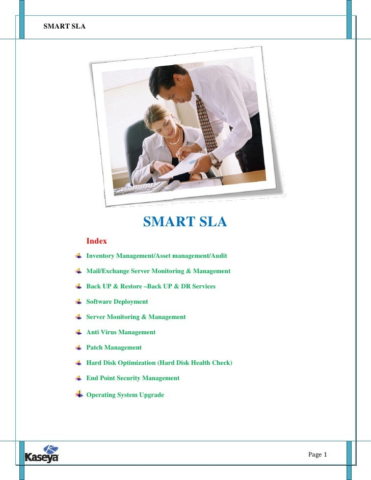 smart sla