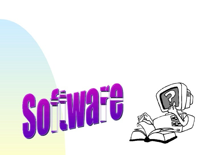 ObjetivosExplicar el concepto de software.Clasificar el software según el propósito para el que fue diseñado.Describir las...