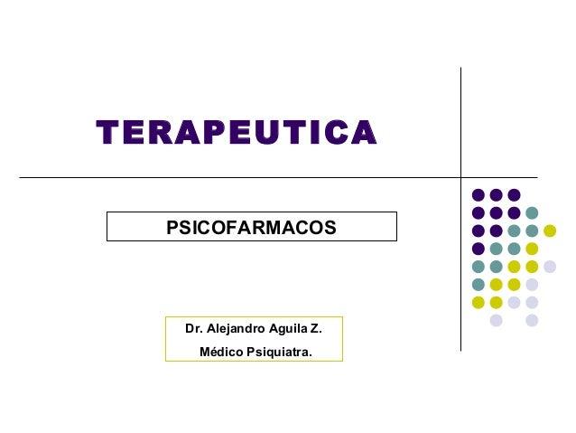 7. terapéutica