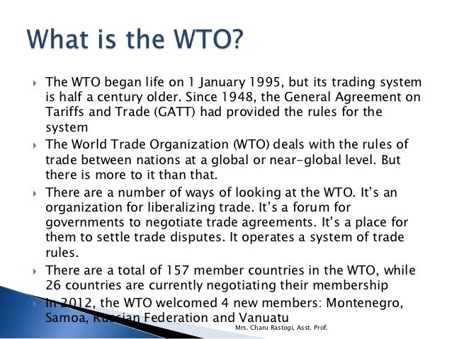 Uvirer Multilateral Or Bilateral Trade Agreements Which Way To Go