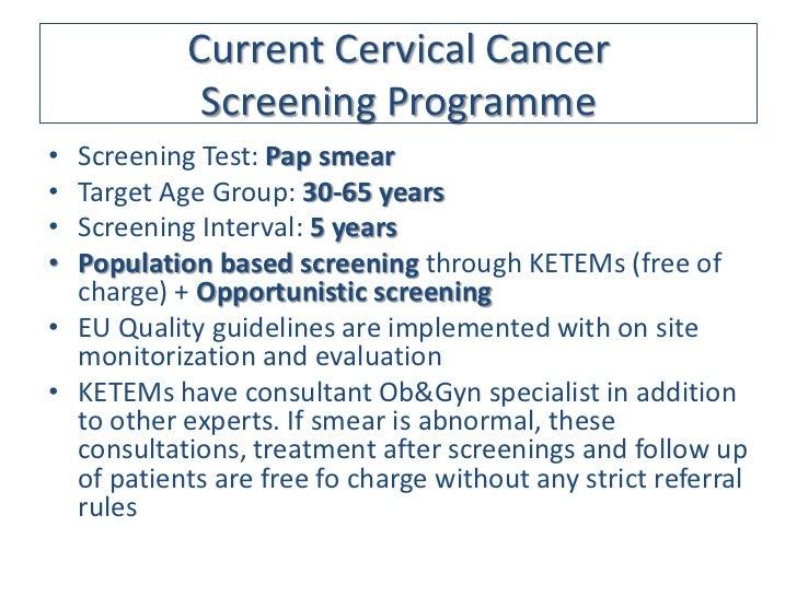 Cervical Cancer Specialists