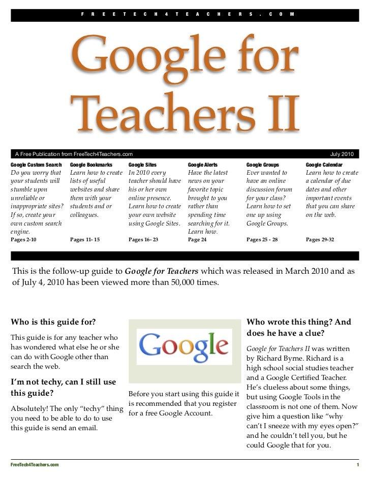 Google+for+Teachers+II