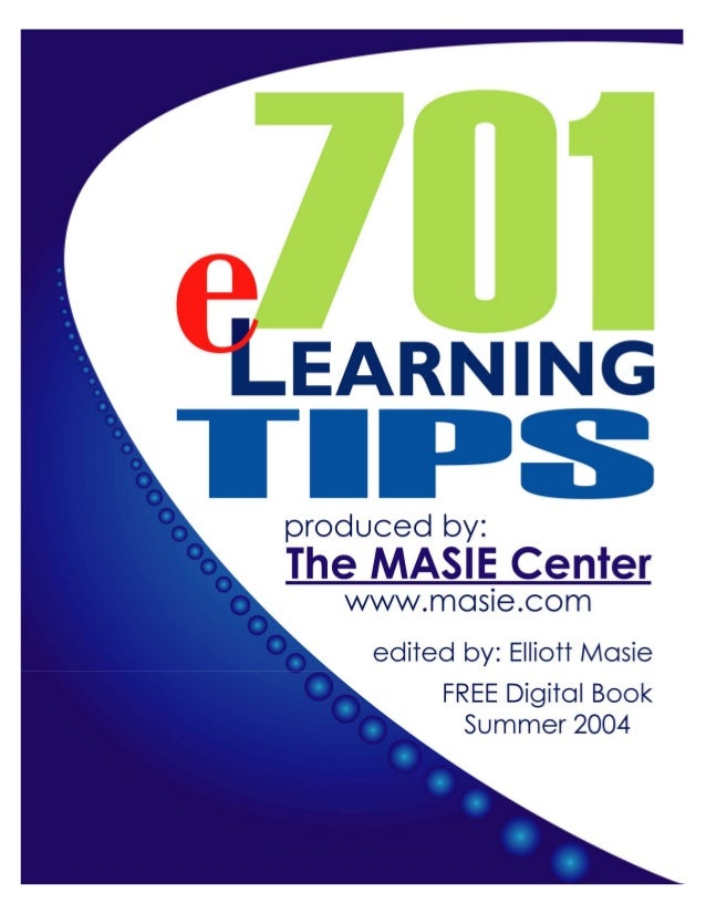 701 e learning-tips