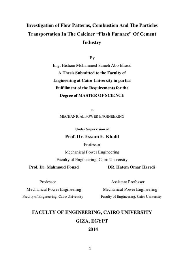 thesis paper on transportation engineering Open journal of civil engineering (ojce) is an international journal dedicated to  the latest advancement of civil engineering the goal of  paper submission.