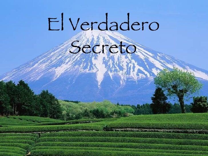 70805 El Verdadero Secreto