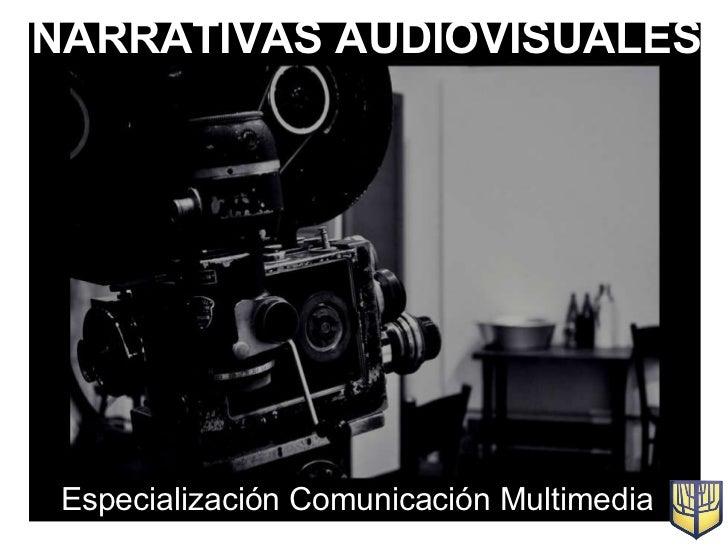 presentación Narrativas Audiovisuales